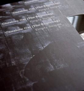 Vinyle de CheshireCat
